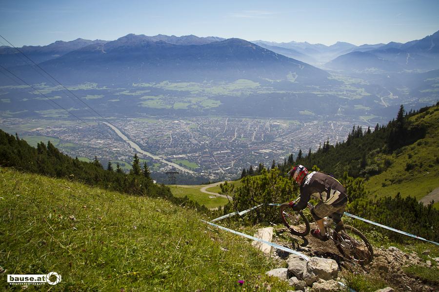 Nordkette Downhill.PRO – Sam Hill dominiert in Innsbruck [die Foto ...